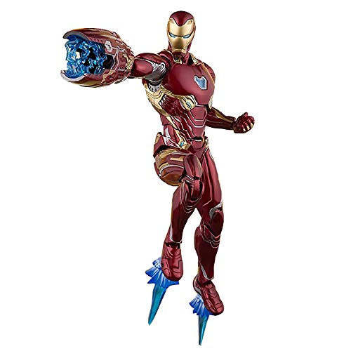 GFFTYX The Avengers 3 Unendlicher Krieg SHF Desperate Iron Man...