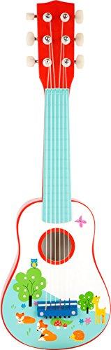 small foot 10725 Kindergitarre aus Holz, das erste...
