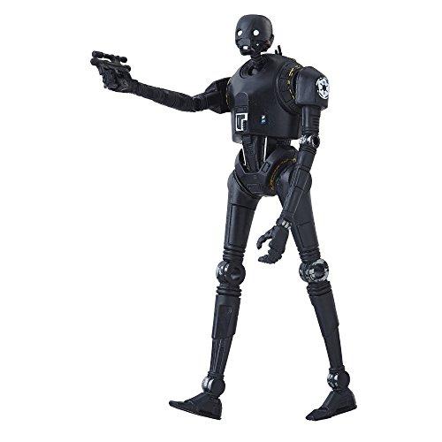 Star Wars K-2SO Figur Sammelfigur mit Force Link 2.0