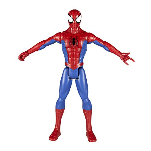Hasbro Spider-Man E0649EU4 - Titan Hero Power FX 30 cm große Actionfigur