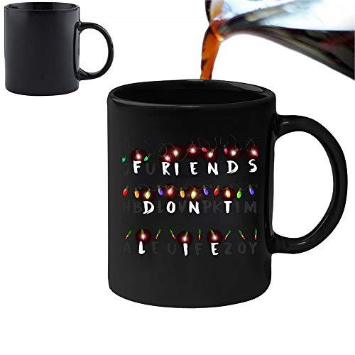 """Magische Tasse mit der Aufschrift""""Friends Don 't Lie"""",..."""