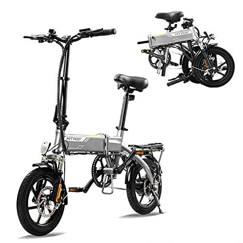 HITWAY Elektrofahrrad E Bike Pedelec Cityräder Klapprad Fahrrad...
