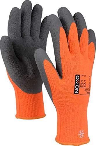 HandschuhMan. OX-ON-Multi Grab Winterhandschuhe Arbeitshandschuhe Thermo gefüttert, Gr. 8-11...