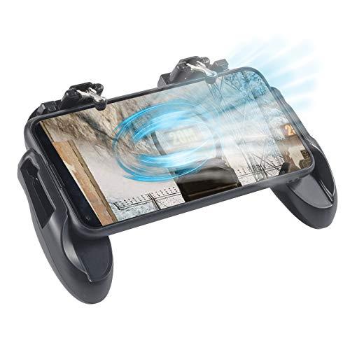 FGen PUBG Mobile Controller,Handy Controller Griffe,4 Finger...