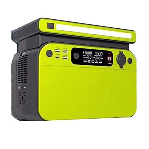 Stromerzeuger Portable Energy Storage Solar Generator,...