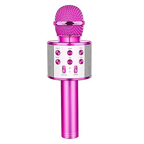 LetsGO toyz Mädchen Geschenke 4-12 Jahre, Kinder Mikrofon...