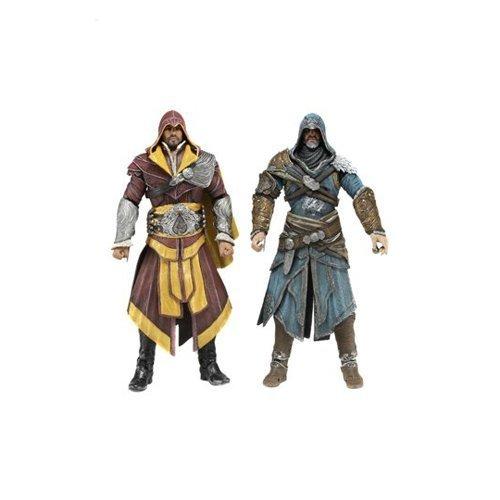 Neca - Assassin's Creed Action Figure 2-Pack Ezio Auditore...