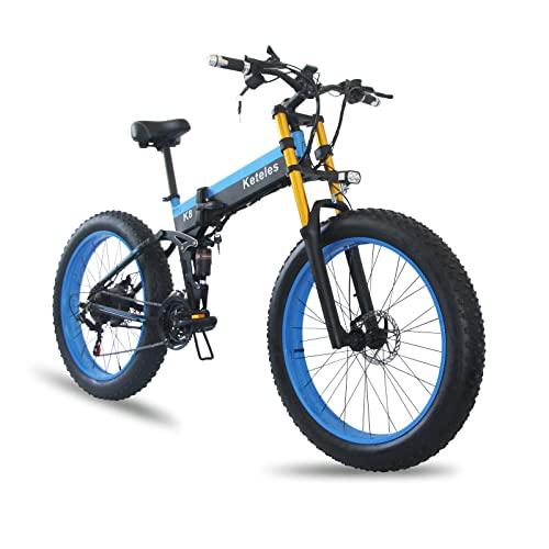 Faltbare Elektrofahrräder, 26' E-Bike 7-Gang-Getriebe...