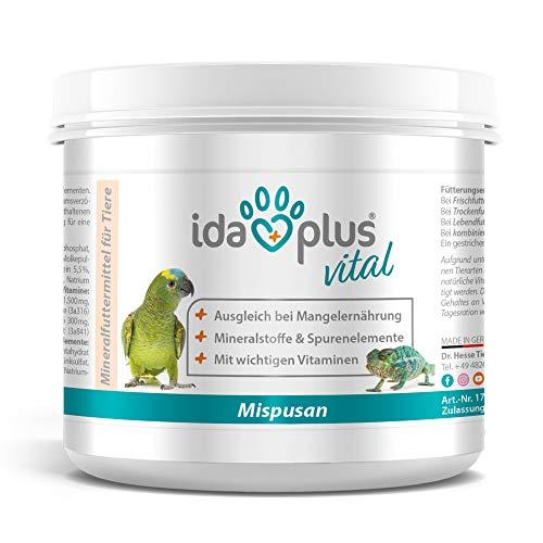 Ida Plus - Mispusan Pulver 200 g - Mineralfuttermittel mit...