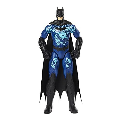 dc comics 6060343 12-inch Bat-Tech Tactical Action Figure (Blue...
