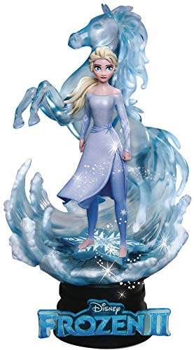 Beast Kingdom Toys Frozen 2 D-Stage PVC Diorama ELSA 15 cm...