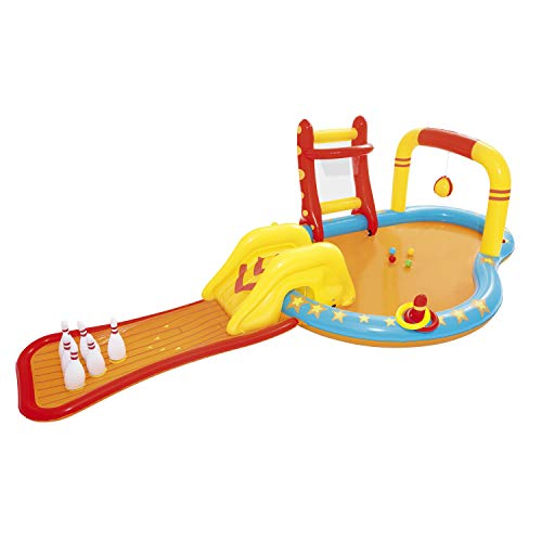 Bestway 53068 Lil' Champ Play Center Planschbecken 435x213x117cm