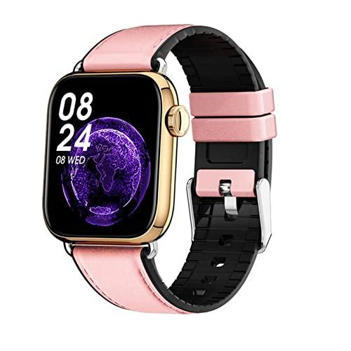 CNZZY QY03 Smartwatch für Damen und Herren, Smartwatch für iOS,...