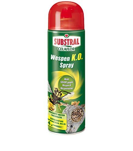 Substral Celaflor Wespen K.O. Spray, gegen Wespe und Wespennest,...