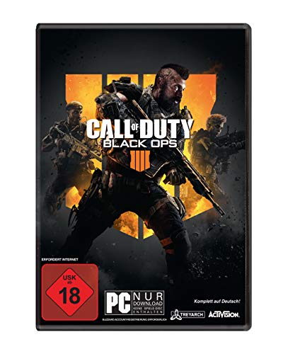 Call of Duty Black Ops 4 - Standard Edition - [PC]