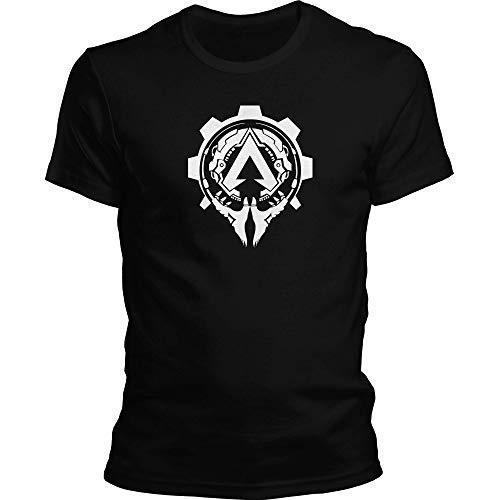 DragonHive Herren T-Shirt Apex Legends Logo Season 4, Größe:XS,...