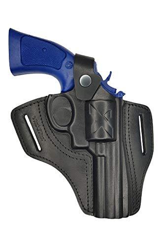 VlaMiTex R4 4 Zoll Lauf Leder Revolver Holster für Smith and...