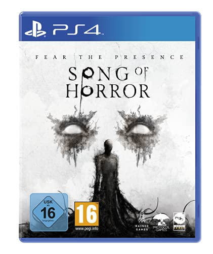 Song of Horror - [PlayStation 4] - Deluxe Edition