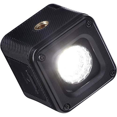 Rollei Lumen Solo LED Fotolicht mit 20 Farbfiltern | Wasserdichte...