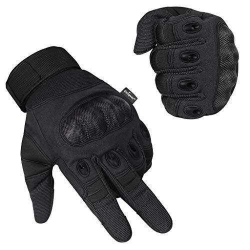 Unigear Motorrad Handschuhe Herren, Touchscreen...