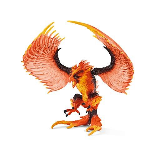 Schleich 42511 Eldrador Creatures Spielfigur - Feueradler,...