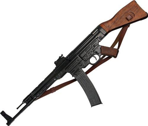 Denix MP 44'Schmeisser mit Gurt Sturmgewehr Metal Deko-Waffe