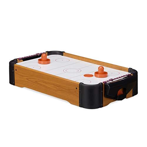Relaxdays Airhockey-Tischspiel