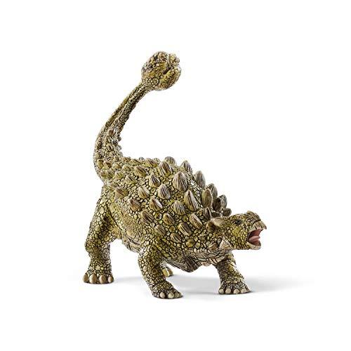 Schleich 15023 DINOSAURS Spielfigur - Ankylosaurus, Spielzeug ab...