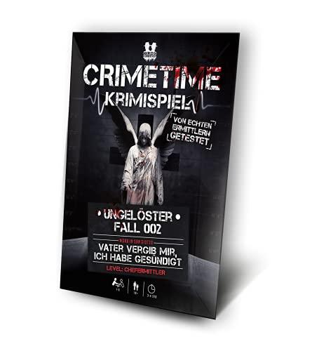 CRIMETIME Krimispiel - Fall 002 - Vater vergib Mir, ich Habe...