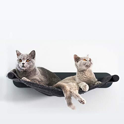 LucyBalu Kletterwand für Katzen I Hängematte für Katzen I...