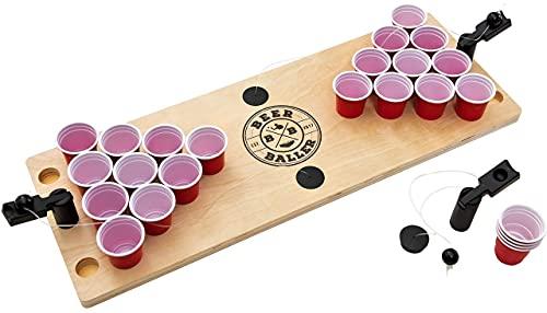 BeerBaller® Shot Pong: Das legendäre Beerpong Spiel als Shot...