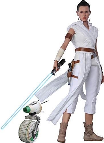 Hot Toys Movie Masterpiece Star Wars Dawn Skywalker Figur Ray &...