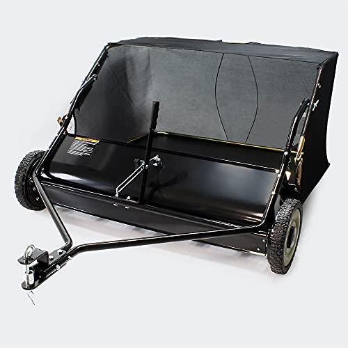 Rasenkehrmaschine für Aufsitzmäher mit 95cm Arbeitsbreite und...
