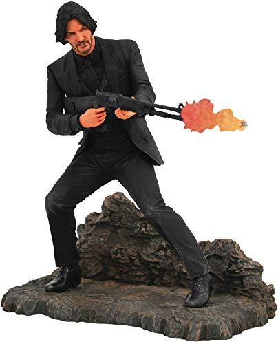 Diamond Select Toys: John Wick Gallery - Catacombs PVC Diorama...