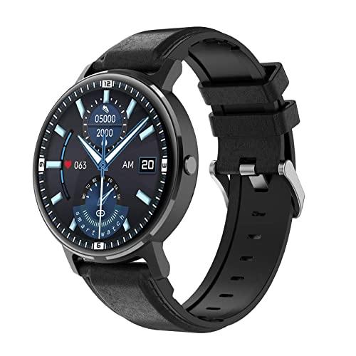CNZZY LG16 Smartwatch für Herren und Damen, Blutdruckmessgerät,...