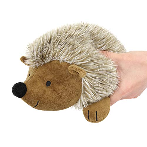 Pawaboo Plüschspielzeug für Hunde, Igel Plüsch Hundespielzeug...