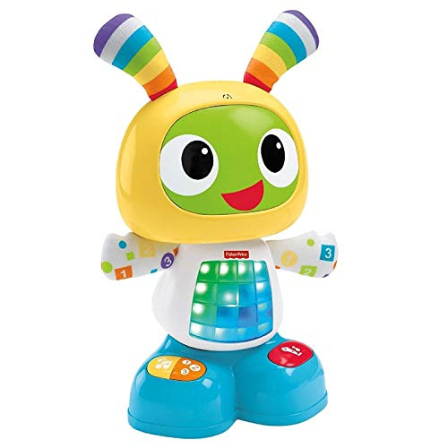 Fisher-Price CGV43 Dance and Move Beatbo, Baby Robot Learning Toy...