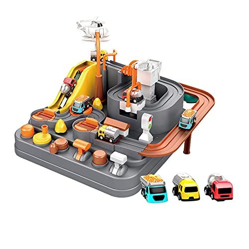 Rennstrecken-Spielzeug für Kinder, Kinderfahrzeug, Lernspielzeug...