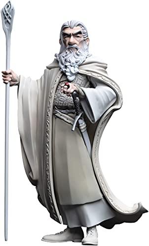 Weta der Ringe Mini Epics Vinyl Figur Gandalf der Weiße 18 cm...
