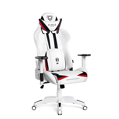 Diablo X-Ray Gaming Stuhl Bürostuhl Schreibtischstuhl 4D...