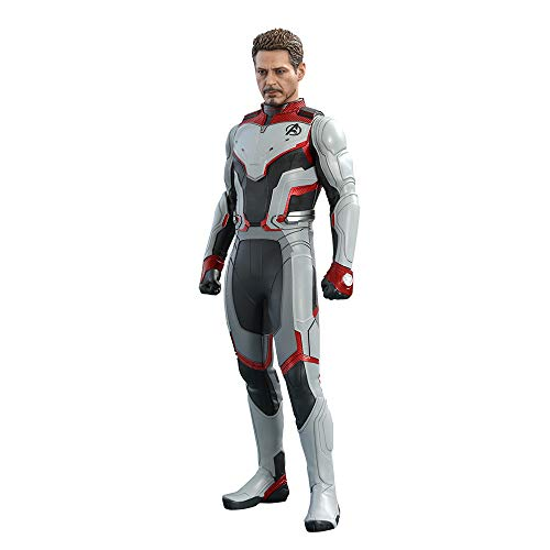 Hot Toys Avengers: Endgame End Game Movie Masterpiece Series MMS...
