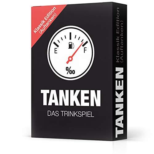 Inspiracles TANKEN das Trinkspiel Klassik Edition - Kartenspiel...