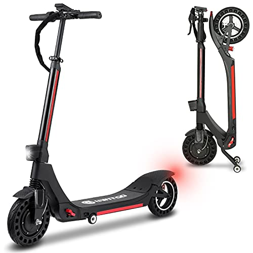 UWITGO Elektro Scooter Erwachsene 25km/h 350W E Scooter Faltbarer...