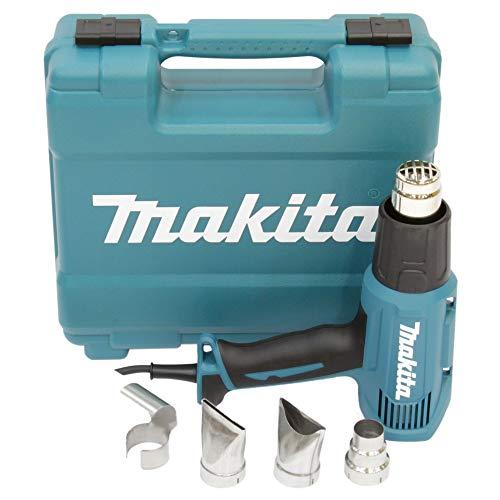 Makita HG5030K Heißluftgebläse Kit 1.600 W, 240 V, Schwarz,...