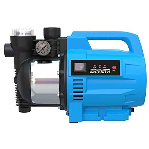 Güde Hauswasserautomat HWA 1100.1 VF Hauswasserwerk Gartenpumpe...