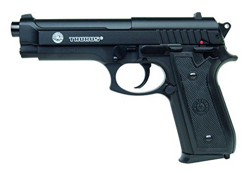 Softair Pistole Taurus PT92 im qualitativ hochwertigen Transportkoffer HPA-Serie mit...