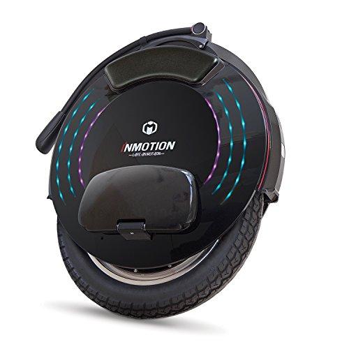 InMotion Unisex-Adult V10F Monowheel, schwarz, 52,85 x 62,35 x...