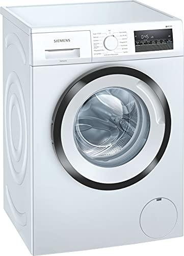 Siemens WM14N228 iQ300 Waschmaschine, 8 kg, 1400 UpM,...