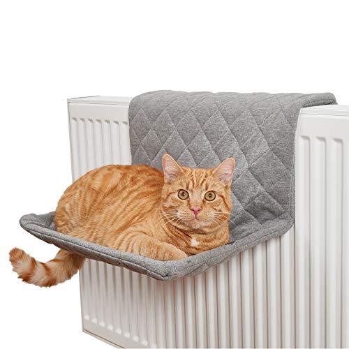 PiuPet® Katzen Heizungsliege - passend für alle gängigen...