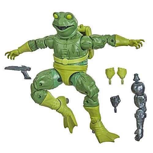 Hasbro Marvel Legends Serie Spider-Man Marvel's Frog-Man 15,2 cm...